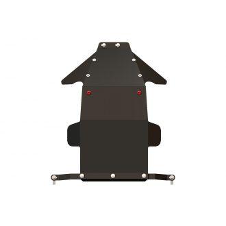 Защита картера LADA 4x4 (Lada 2121  NIVA), (1976 - 2008), № 27.0151