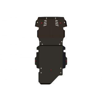 Защита картера и КПП MITSUBISHI Pajero  Pinin, кузов: H6_W , H7_W, (1999 - 2005), № 14.0560