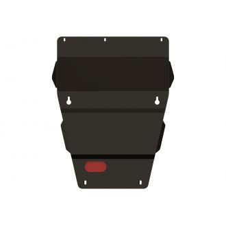 Защита картера JEEP Grand Cerokee III, кузов: WH, (2004 - 2010), № 04.0972