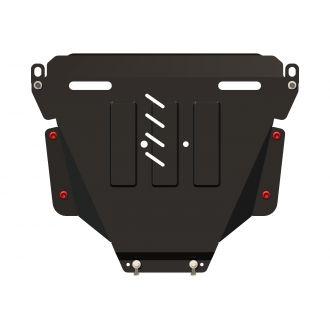 Защита картера и КПП HONDA CR-V  III, кузов: RE5, (2007 - 2012), № 09.1082