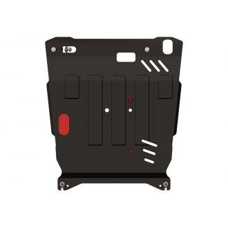 Защита картера и КПП MITSUBISHI Outlander XL, кузов: CW_W, (2006 - 07.2012), № 14.1282