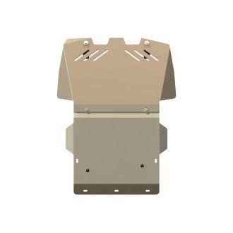 Защита рул. и карт. TOYOTA Land Cruiser   90 3х-5ти дверн., кузов: J9, (1996 - 2001), № 24.1311