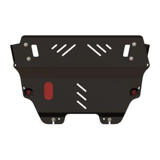 Защита картера и КПП CITROEN C4, кузов: B7, (2007 - 2012), № 05.1419