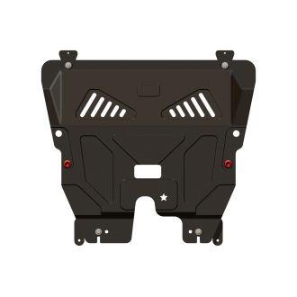 Защита картера и КПП FIAT 500, (2007 - 2012, 2012 -), № 07.1520