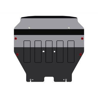 Защита картера и КПП VOLKSWAGEN Caravelle, кузов: T5, (2013 -), № 26.2450