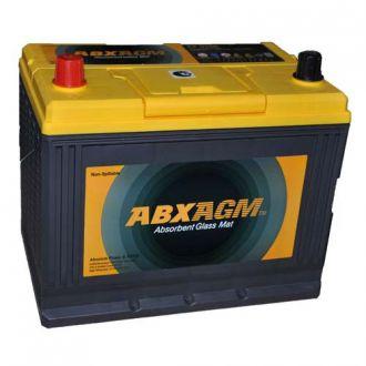 Аккумулятор ABX 75 AGM AX S65D26R
