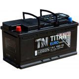 Аккумулятор автомобильный Titan Euro Silver 6ст-110 o
