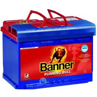 Аккумулятор Banner Running Bull 105 AGM о
