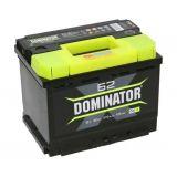 Аккумулятор Dominator  62 о