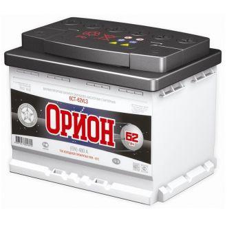 Аккумулятор Орион 62 о в Новосибирске