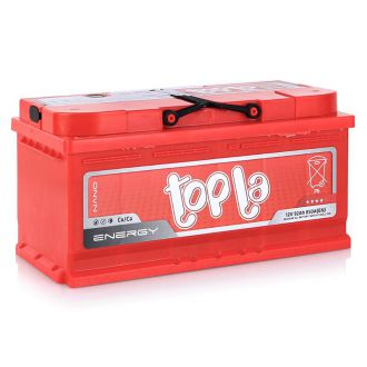 Аккумулятор Topla 92 п низкая