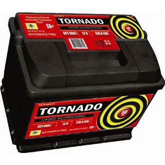 Аккумулятор TORNADO 55 о