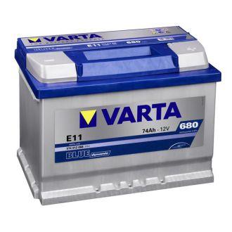 Аккумулятор VARTA BD 74 574 013 068 (E12) в Новосибирске