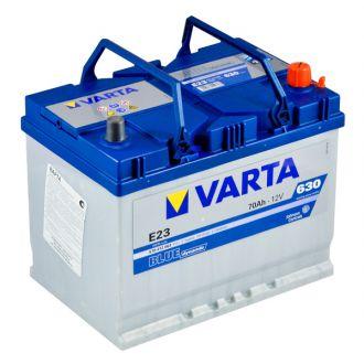 Аккумулятор VARTA BD 70 о 570 412 063 (E23)