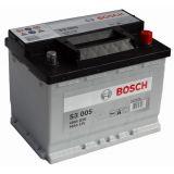 Аккумулятор BOSCH S3 005 12V 56Ah