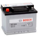 Аккумулятор BOSCH S3 006 12V 56Ah