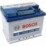 Аккумулятор BOSCH S4 006 SILVER 12V 60Ah