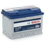 Аккумулятор BOSCH S4 008 SILVER 12V 74Ah