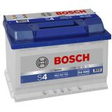 Аккумулятор BOSCH S4 009 SILVER 12V 74Ah