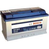 Аккумулятор BOSCH S4 013 SILVER 12V 95Ah