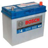 Аккумулятор BOSCH S4 020 SILVER 12V 45Ah