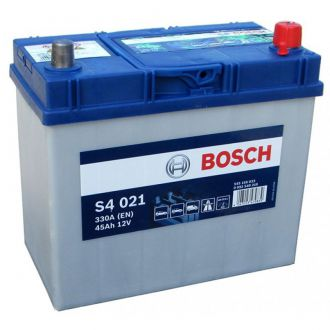 Аккумулятор BOSCH S4 021 SILVER 12V 45Ah