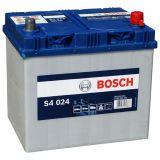 Аккумулятор BOSCH S4 024 SILVER 12V 60Ah