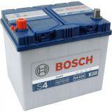 Аккумулятор BOSCH S4 025 SILVER 12V 60Ah