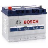 Аккумулятор BOSCH S4 027 SILVER 12V 70Ah