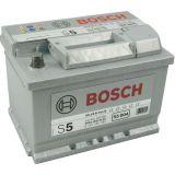 Аккумулятор BOSCH S5 004 SILVER PLUS 12V 61Ah
