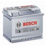 Аккумулятор BOSCH S5 005 SILVER PLUS 12V 63Ah
