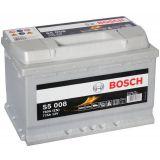 Аккумулятор BOSCH S5 008 77Ah