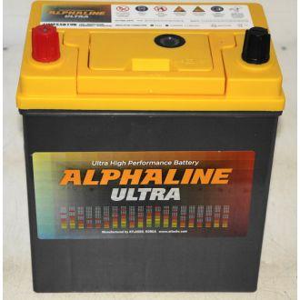 Аккумулятор AlphaLINE ULTRA 50R (55B19R) в Новосибирске.