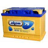 Аккумулятор Аком 75