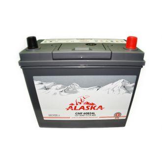 Аккумулятор ALASKA CMF 50 60B24L