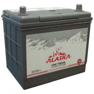 Аккумулятор ALASKA CMF 65 75D23L