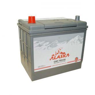 Аккумулятор ALASKA CMF 65 75D23R