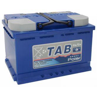 Аккумулятор TAB Polar Blue 75 о