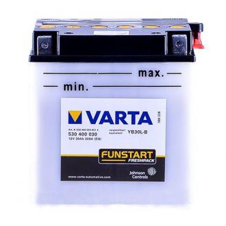 Мото-аккумулятор Varta  Funstart FP  о, арт. 525 015 022 / 52515