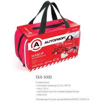Набор автомобильный AUTOPROFI Ekit-3000