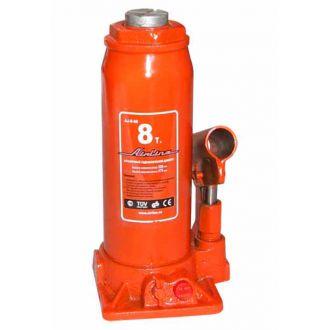 Домкрат гидравлический бутылочный 8т h 236-475мм AIRLINE