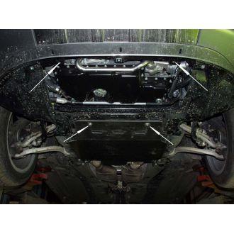 Защита картера AUDI Allroad, кузов: 4B , 4F, (2000 - 2006), № 02.0667