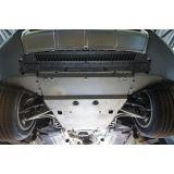 Защита картера AUDI Allroad, кузов: 4B , 4F, (2000 - 2006), № 02.0669