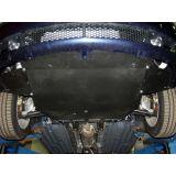 Защита картера и КПП ALFA ROMEO 156, кузов: 932, (1997 - 2003), № 01.0423