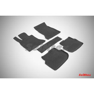 Коврики резиновые в салон BMW X6 F16 2014-