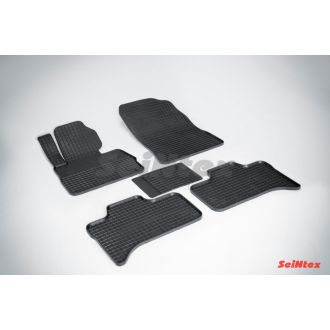 Коврики резиновые в салон сетка BMW X5 E-53 2000-2006