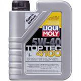 Моторное масло LIQUI MOLY Top Tec 4100 5W-40 1L